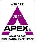 2011 Apex Award Winner